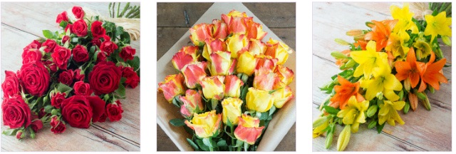 DISCOUNT AT FLOWERS DIRECT