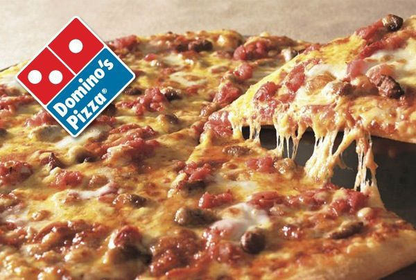 Dominospizza.com coupon code