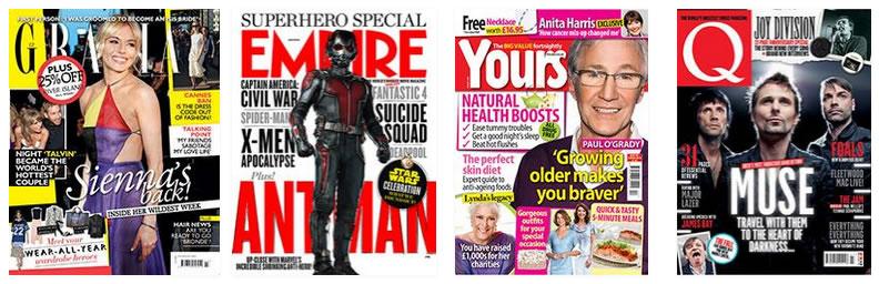 Magazines Direct Discount Codes