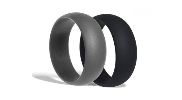 20 OFF MENS SILICONE WEDDING RING