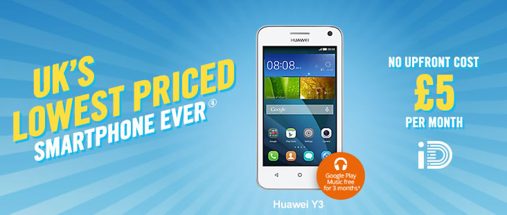 The Uk S Lowest Price Mobile Smart Phone For Nhs