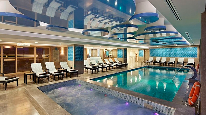 Hilton Tree Hotel Istanbul