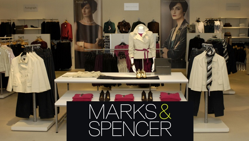 Marks and Spencer has its own website, which the majority of discount vouchers are used on, and it specialises in top-quality clothing for men, women and children. Famously, the company stocks its own food and drink, which includes wine.
