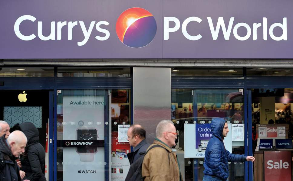 nhs staff can shop at currys online