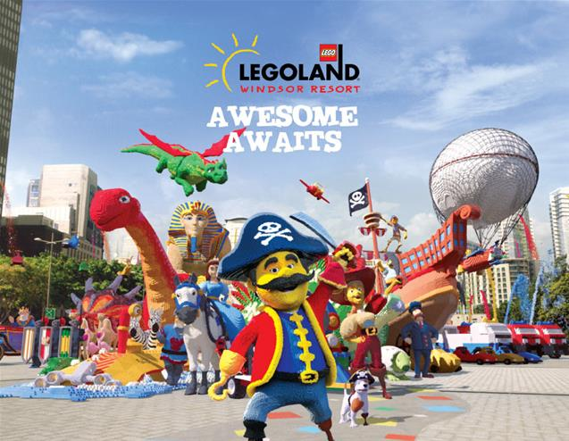 legoland windsor prices