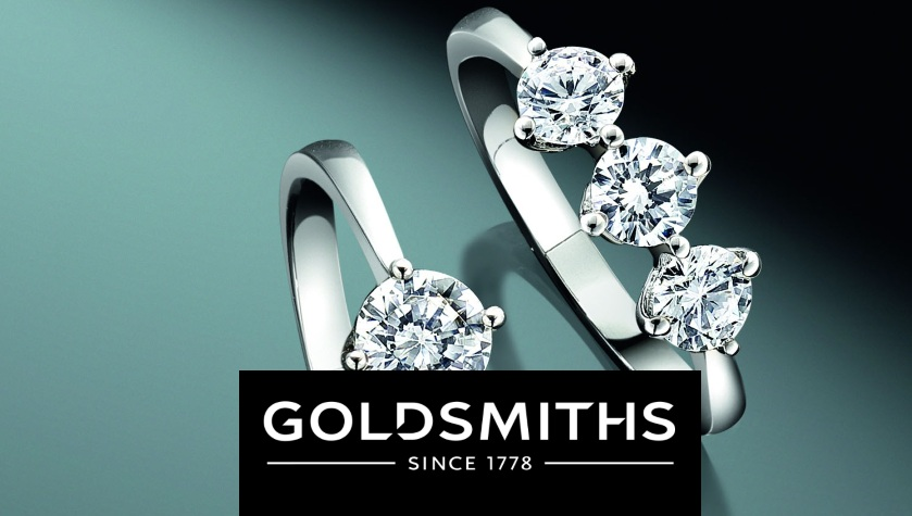 Goldsmiths Jewellers  Off Wedding Rings