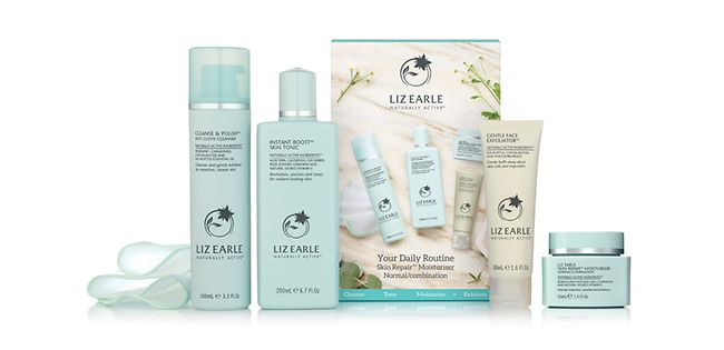 nhs discount for liz earle products