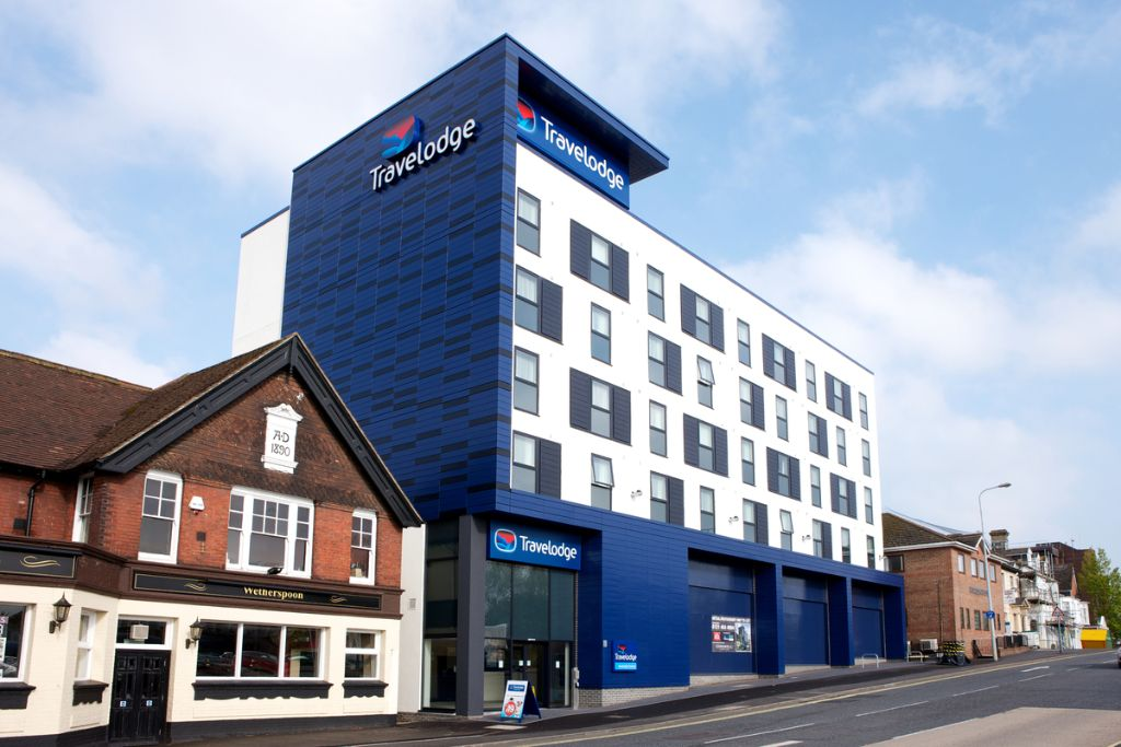 travelodge nhs