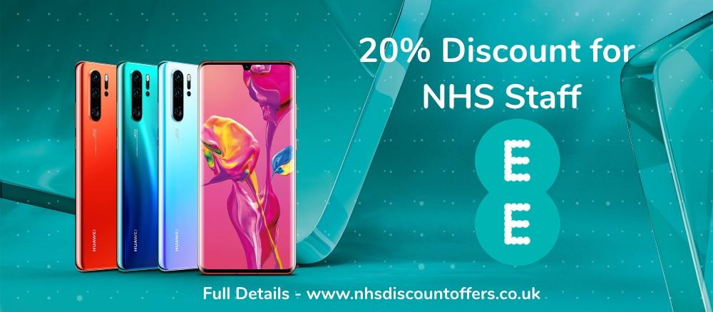 EE NHS Discount