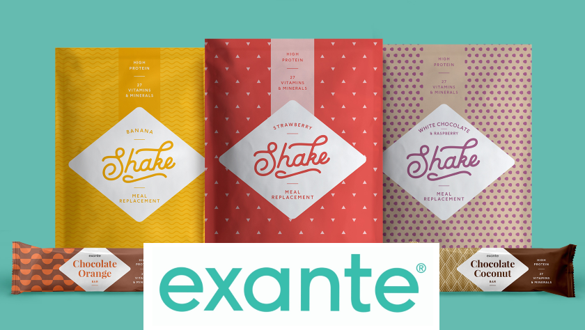 Get 45% Discount at Exante