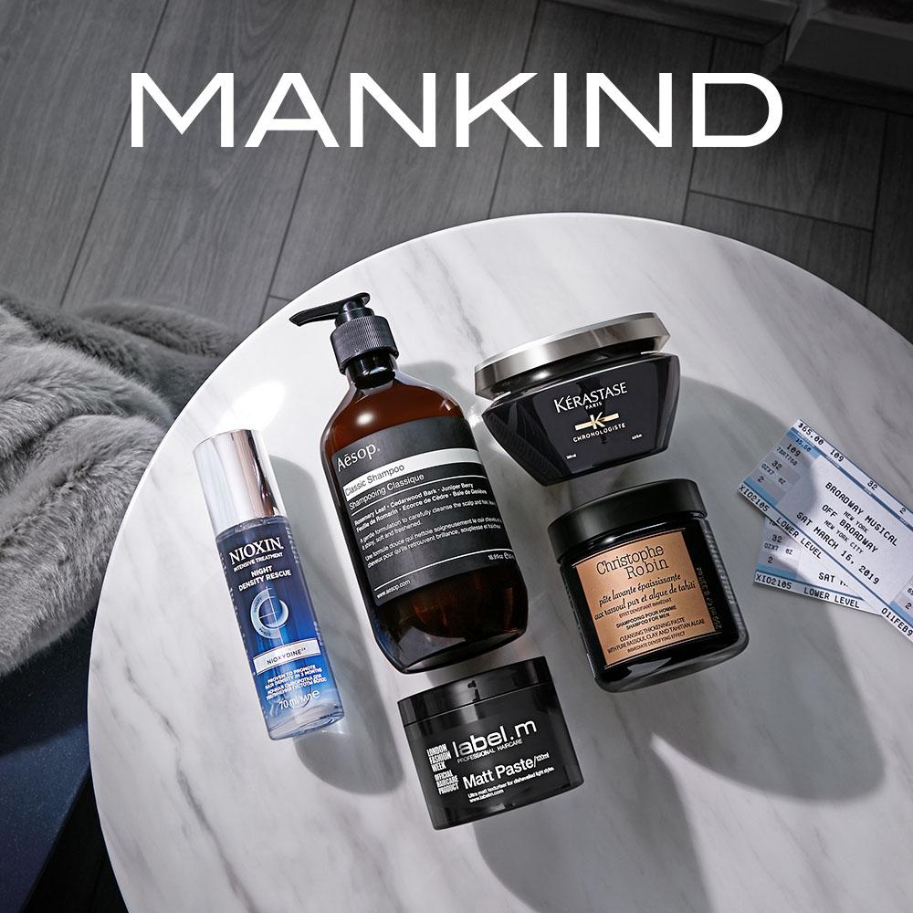 get mankind nhs discount