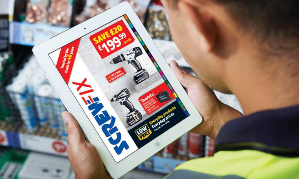 screwfix nhs discount for staff