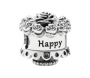 Pandora HAPPY Charm