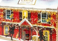 8% OFF YANKEE CANDLE ADVENT CALENDER – HOUSE
