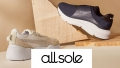 15% off for New Customers at AllSole.