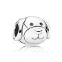 Pandora Pendant Love Full Of Dog in silver