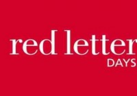 Exclusive 15% discount at Red Letter Days