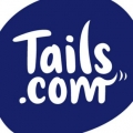 Tails 60% off First Box Dog Food + Good Dog Treats